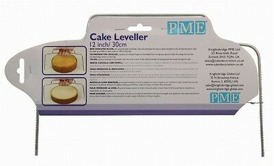 "PME CAKE LEVELLER 12""/30CM Cake Decorating & Sugarcraft"