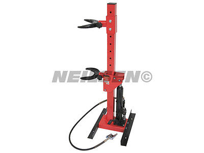 1000kg Air Actuated Hydraulic coil spring compressor garage tools 1946