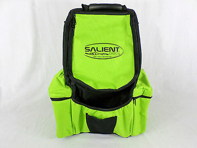 Spark Series Disc Golf Backpack with Salient Disc Logo