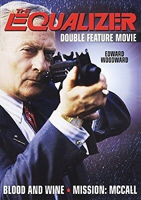 Equalizer: Double Feature Movie (2015, REGION 1 DVD New)