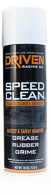 Joe Gibbs Driven 50010 18 oz Can Multi Surface Foaming Speed Clean Degreaser