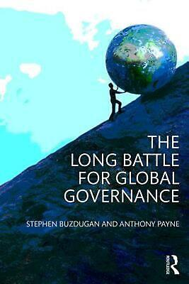 The Changing Political Map of Global Governance by Anthony Payne (English) Paper