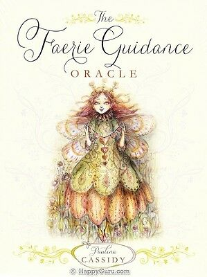 Faerie Guidance Oracle, The - Paulina Cassidy (Oracle Cards)