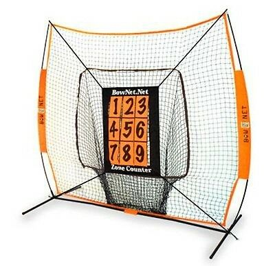 Pitching Training Net Counter Zone Practice Tough Durable Nylon Baseball Batting