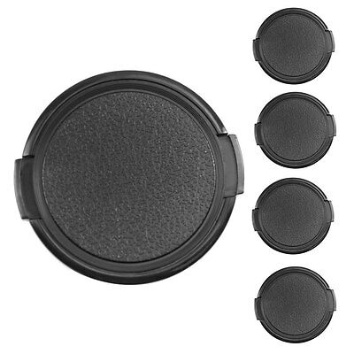 5X 58mm Front Lens Cap Hood Cover Snap-on For  DC SLR DSLR camera DV Canon Nikon
