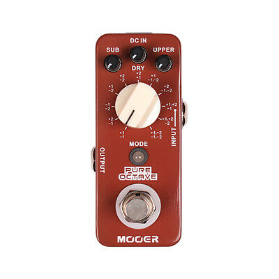 Mooer Pure Octave Multimode octaver