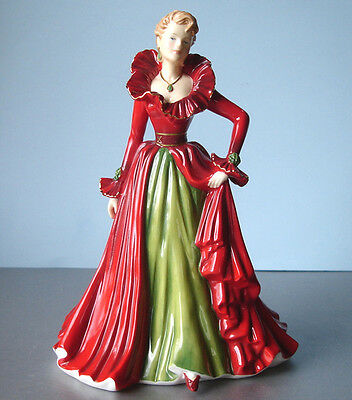 Royal Doulton SWEET SERENADE Sentiments Pretty Ladies Figurine HN5557 New In Box