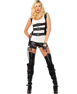 SWAT Costume Harness - Leg Avenue 2706