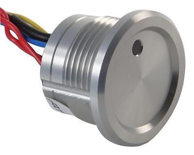 GA221636 CPS22IR-ALNA-24RG Camdenboss Switch , Piezo , 22mm , Dot LED R/G , R
