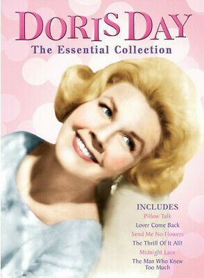 Doris Day: The Essential Collection - 4 DISC SET (2015, DVD NEW)