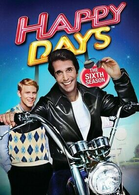 Happy Days: The Sixth Season - 4 DISC SET (2014, DVD NEW)