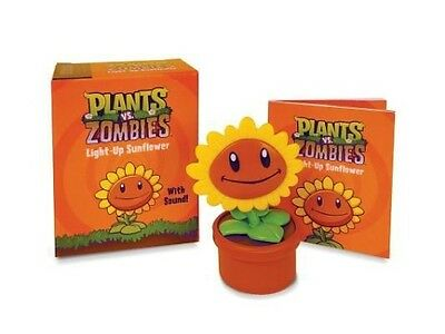 Plants vs. Zombies: Light-Up Sunflower: With Sound! by Running Press Hardcover B