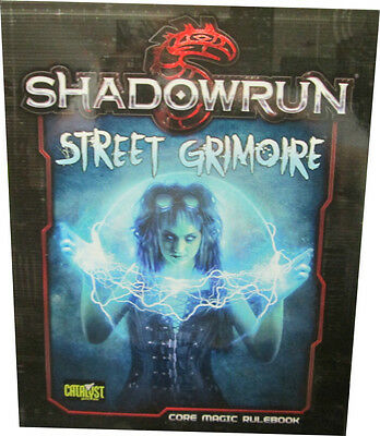 Shadowrun RPG: Street Grimoire PSI CAT27003S