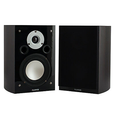 Fluance High Performance Bookshelf Surround Sound Speakers for Home Theater