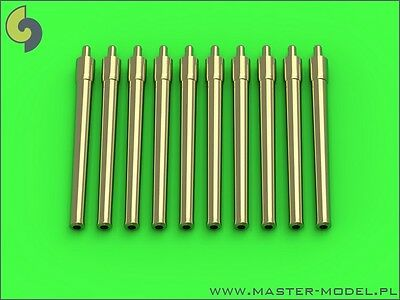 1/700 MASTER MODEL SM700043 10 BARRELS 12in/45 for LORD NELSON DREADNOUGHT etc