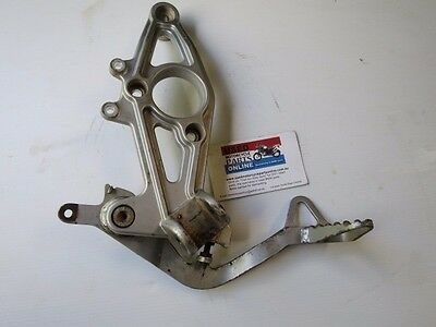 R/foot Peg Plate Foot Brake R1150Gsa Adventure 500+ Used Oem Parts 46712335598