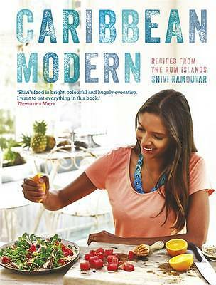 Caribbean Modern: Recipes from the Rum Islands, Ramoutar, Shivi, New