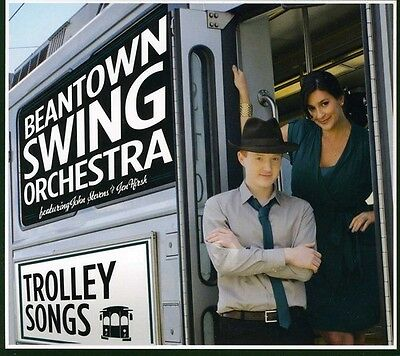 Beantown Swing Orchestra Trolley Songs New Cd 21 16