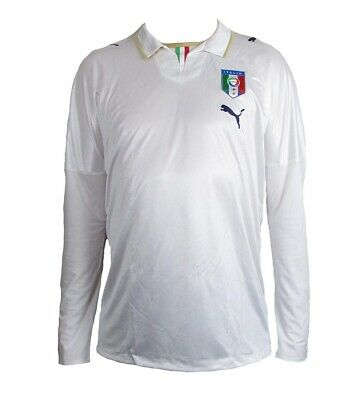 Italien Italy Italia Trikot Puma Player Issue Away 2010 Shirt Maglia