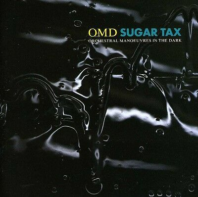 Orchestral Manoeuvres in the Dark - Sugar Tax [New CD]