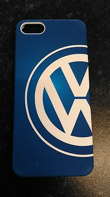 Genuine VW IPHONE 5 Back Case, Protective Cover -