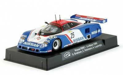 Slot.it Nissan R89C Nr.25 Le Mans 1989 M 1:32 neu