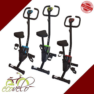 Velo De Exercice Cyclette Cardio Fitness Power Bicycle Home Training Maison