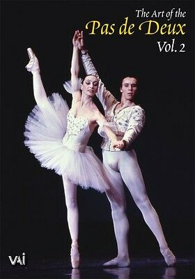 Art of the Pas de Deux, Vol. 2 (2006, REGION 0 DVD New)