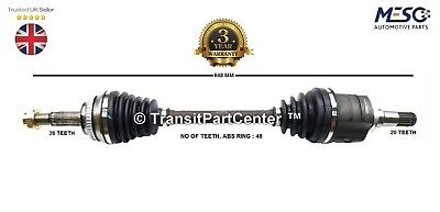 Drive Shaft Axle Toyota Avensis T25 1.8 Petrol 2003-2008 Lh Left Hand Near Side