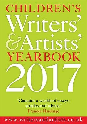 Children's Writers' & Artists' Yearbook 2017 by Paperback Book