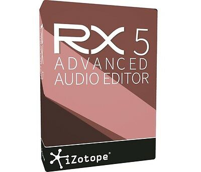 Izotope Rx 5 Advanced Edu