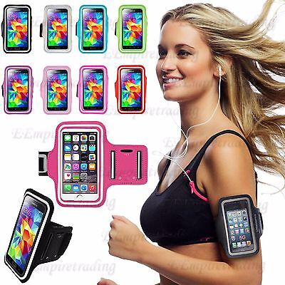 Sports Gym Running Jogging Armband Arm Band Case Cover Holder for iPhone Samsung