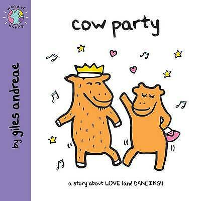 World of Happy: Cow Party, Andreae, Giles, New