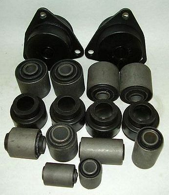 Land Rover Discovery 1   1991  1998 Steel & Rubber Suspension Bush Kit - Sbk02
