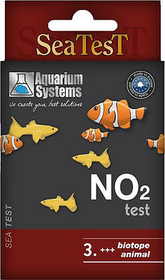 Aquarium Systems SEATEST NO2 - 140 Tests
