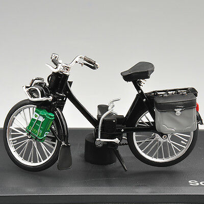 1/18 Scale NOREV Solex 3800 Pastic Diecast Bicycle Model Bike Vehicle Toy