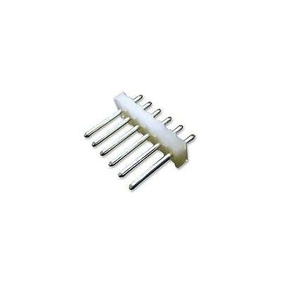 "Ga26937 Molex - 26-20-2061 - 0.156"" Pin Header 6 Way"