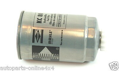 Land Rover Defender Td5 Diesel Fuel Filter  Mahle -  Esr4686M