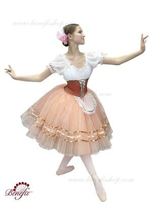Peasant Ballet Costume P 0506A Adult Size