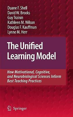 The Unified Learning Model - 9789048132140 PORTOFREI