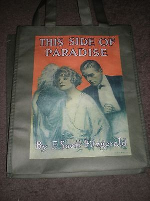 This Side Of Paradise Book Bag!