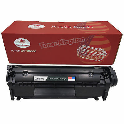 10 Pack High Yield Q2612A 12A Toner Cartridge for HP Laserjet 1010 3020 3030