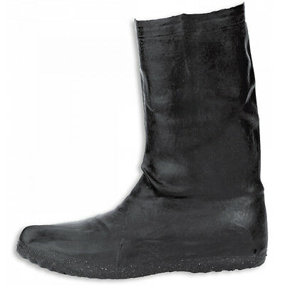 Held Black Moto Motorcycle Motorbike Waterproof Latex Over Boots | All Sizes