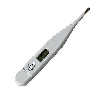 1x Thermometer Adult Baby Temperature LCD Body Measurement Accurate Accurate ZIE