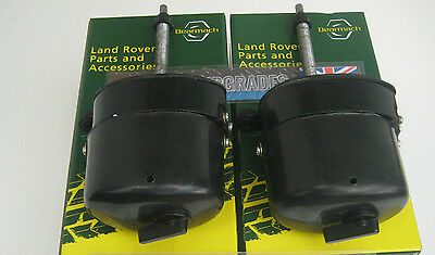 Land Rover Series 2, 2a, Lucas Type Individually Operated Wiper Motor Set