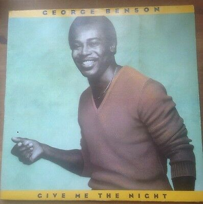 GEORGE BENSON - Give Me The Night - 1980 Vinyl LP - WB K56823
