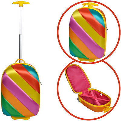 Knorrtoys Bouncie Trolley Kinderkoffer Candy (Bunt)