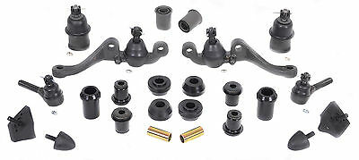 PST Polygraphite Front End Kit 1970-74 Mopar E 70-72 Plymouth B Body w//as