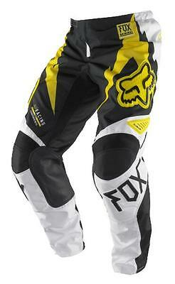 Fox MX Youth 180 Pants GIANT YELLOW Boys motocross offroad trail