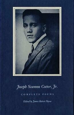 Complete Poems by James Robert Payne (English) Hardcover Book Free Shipping!